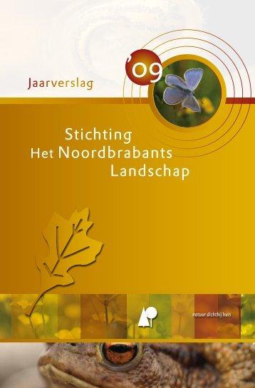 Stichting Het Noordbrabants Landschap - CBF
