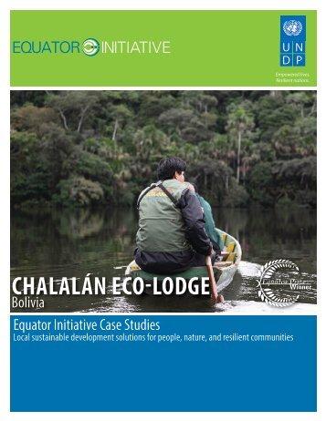 Download English - Equator Initiative