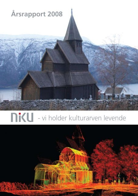 Årsrapport 2008 - NIKU