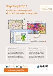 RegioGraph 2012 (PDF) - Bacher