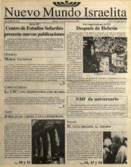 Centro de Estudios Sefardíes - Saber UCAB