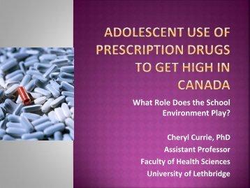 présentation - Canadian Public Health Association