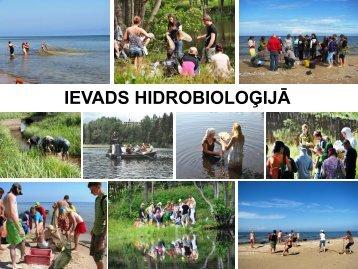 Ievads hidrobioloģijā