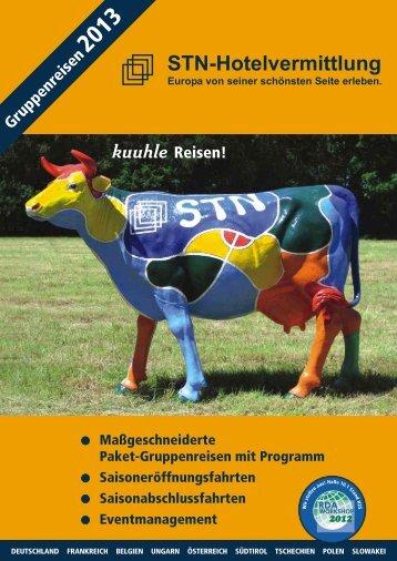 5231 944 100 Fax +49 ( 0 ) 5231 944 102 info@stn-hotelvermittlung ...