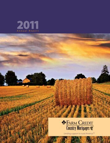 2011 Annual Report - Farm Credit of the Virginias