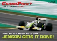 JENSON gETS IT DONE! - Grandprixplus