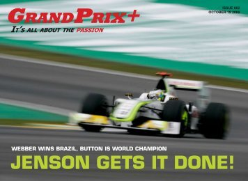 JENSON gETS IT DONE! - Grandprixplus