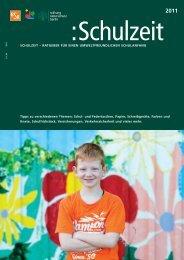 Schulzeit – Ratgeber für einen umweltfreundlichen ... - Stadt Nürnberg