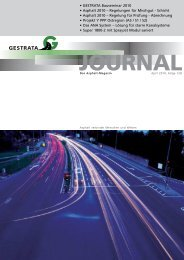 Gestrata Journal Ausgabe 128 (April 2010)