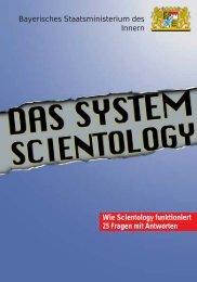 Das System Scientology - Bayerisches Staatsministerium des Innern ...