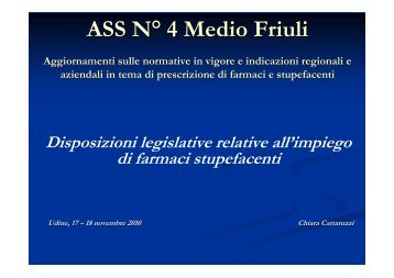 A pagamento - Medio Friuli