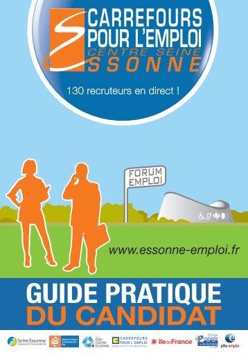 EVRY10-COUVERTURE:Mise en page 1 - Carrefour Emploi