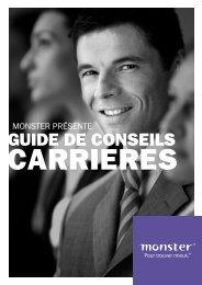 Projet professionnel - Carrefour Emploi