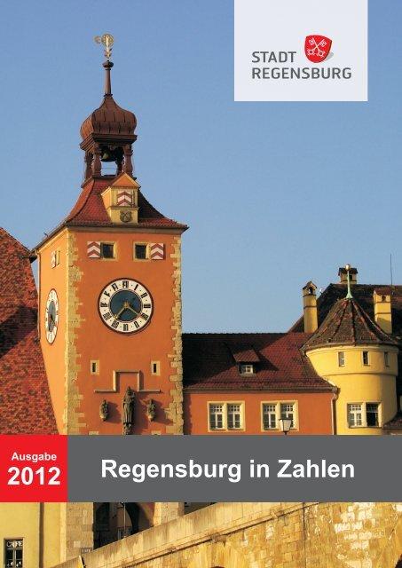 Regensburg in Zahlen 2012 - Statistik.regensburg.de - Stadt ...