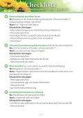 Checkliste - Storcheninfo - Seite 5