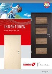 INNENTÜREN - HASKE Fenster+Türen