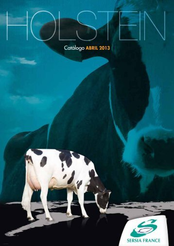 Catalogo Holstein 13.1 - Sersia France