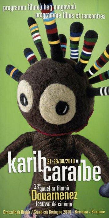 Programme Films et Rencontres.pdf - Festival de cinéma de ...