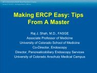 Making ERCP Easy: Tips From A Master