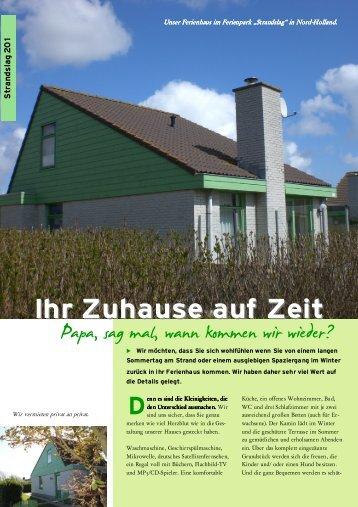 Prospekt zum Herunterladen - strandslag201.de