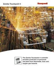 11136 Zareba Touchpoint 4 v1.indd - Honeywell Analytics