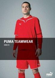 PUMA TEAMWEAR - Stitch-A-Logo