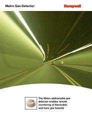Metro Gas Detector