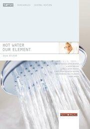 HOT WATER OUR ELEMENT - Stiebel Eltron