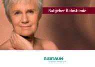 Ratgeber Kolostomie - B. Braun Melsungen AG
