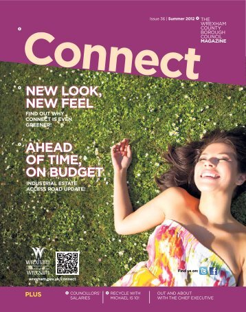 Connect (Summer 2012) - Wrexham County Borough Council