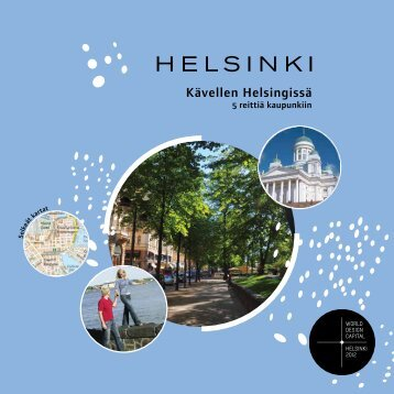 Kävellen Helsingissä - Helsinki