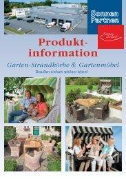 Garten-Strandkörbe & Gartenmöbel - Strandkorb Fachhandel Priess