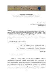 1 Figuras del yo autobiográfico: Roland Barthes y Albert ... - Celarg.org