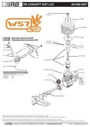 RB CONCEPT WS7 L2G #01006-WS7