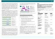 Flyer Thrombophilie - Humangenetik - IMD Berlin