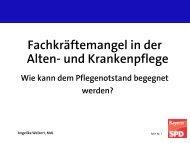 Folien zum Vortrag von Angelika Weikert (pdf ... - SPD Mittelfranken