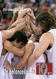 TIRO ADICIONAL 9 / Un baloncesto de '10' - Federación Española ...