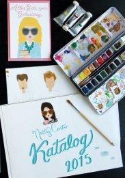 Hauptkatalog 2015 | Nelly Castro