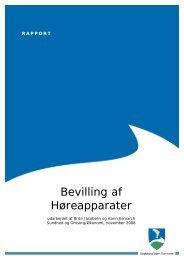 Bevilling af Høreapparater - Ringkøbing-Skjern Kommune