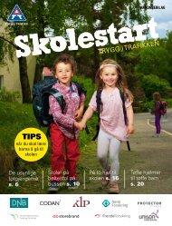Skolestart - Trygg Trafikk