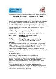 Full informasjon om kurset finner du her - Lenvik kommune