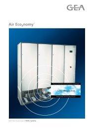 Commerciële brochure Ultra-Denco - GEA Happel Belgium