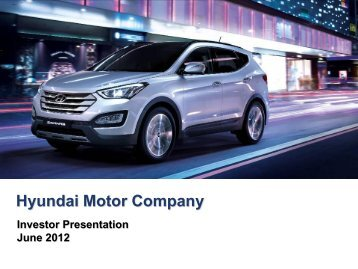 Hyundai Motor Company