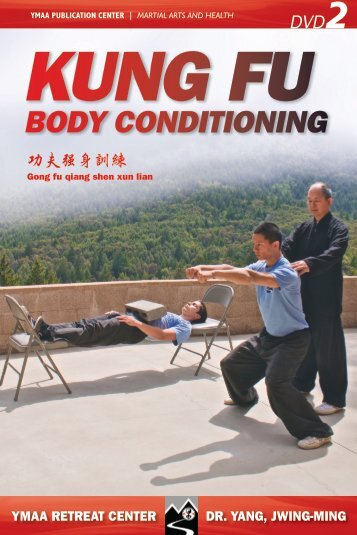 Kung Fu Body Conditioning 2 Booklet