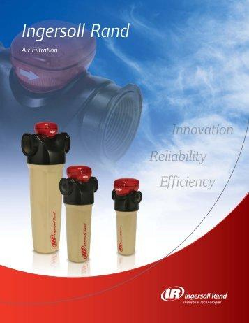 Inline Air Filter