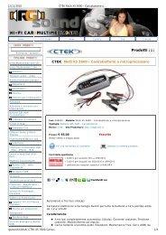 Un caricabatterie beneducato - K100.biz