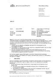 Amersfoort Goederen (De Birkt) - Verandervergunning - ProRail