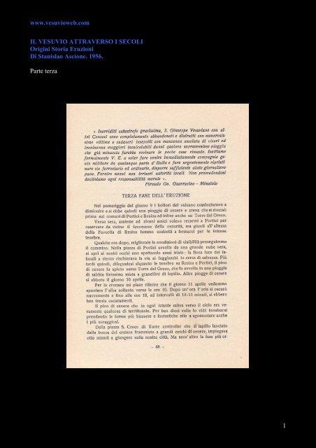 IL VESUVIO ATTRAVERSO I SECOLI3 - Vesuvioweb