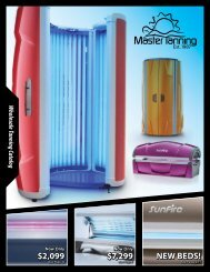 800.552.4446 - Wolff Tanning Beds
