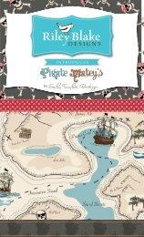 Pirate Matey's - Riley Blake Designs